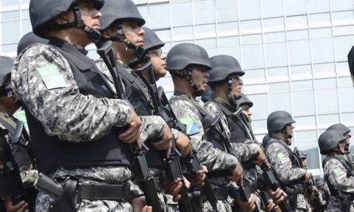 Resultado de imagem para força nacional de segurança