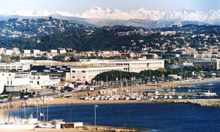 Cannes, sul da França Foto: Divulgação