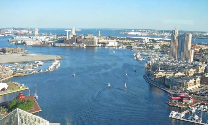 Baltimore, em Maryland, nos Estados Unidos Foto: Divulgação