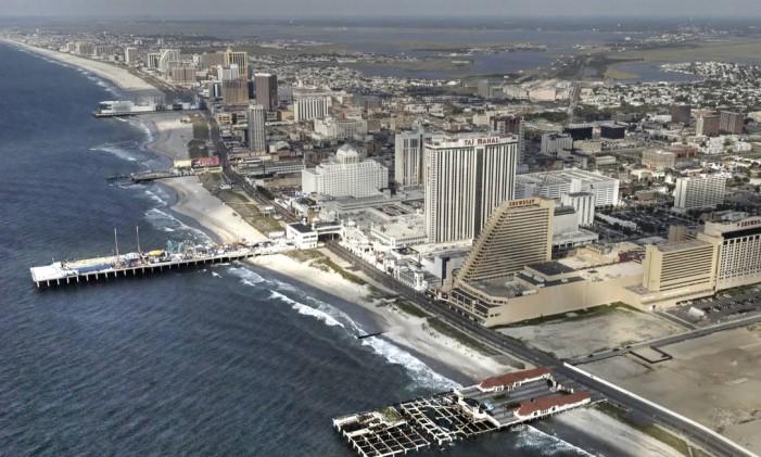 Atlantic City, em Nova Jersey Foto: Divulgação Visit Atlantic City
