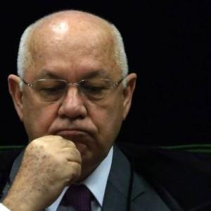 O ministroTeori Zavascki Foto: André Coelho / Agência O Globo