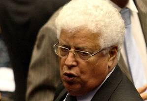 O deputado Nelson Meurer (PP-PR) Foto: Aílton de Freitas / Agência O Globo / 14-4-2011