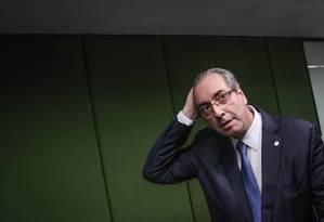 Eduardo Cunha Foto: Agencia O Globo / Andre Coelho