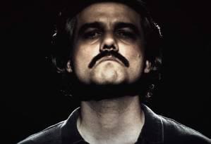 Wagner Moura em trailer de Narcos' Foto: Reprodução