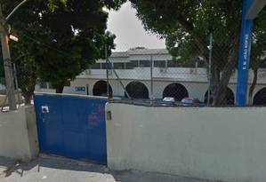 Escola municipal João Kopke, na Rua Souza Cerqueira, em Piedade Foto: Reprodução Google