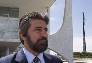 O senador Valdir Raupp (PMDB-RO) Foto: Andre Coelho / Agência O Globo / 7-3-2014