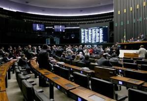 Câmara discute nova lei para estatais Foto: Wilson Dias / Agência Brasil