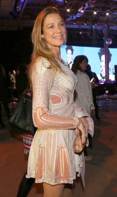 Luana Piovani também compareceu à festa no Píer Mauá Reginaldo Teixeira/Divulgação CS Eventos
