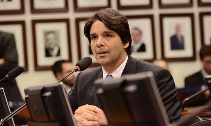 O deputado Felipe Maia (DEM-RN) Foto: Reprodução / Facebook