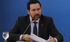 Dyogo Oliveira, ministro em exercicio do Planejamento Foto: Givaldo Barbosa / Agência O Globo