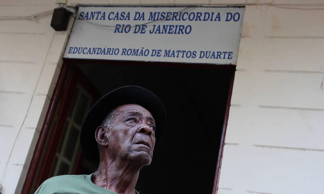 """Aloysio Silva diz, em """"Menino 23"""": """"Era que nem um gado que o comprador ia comprar"""" Foto: Divulgação"""