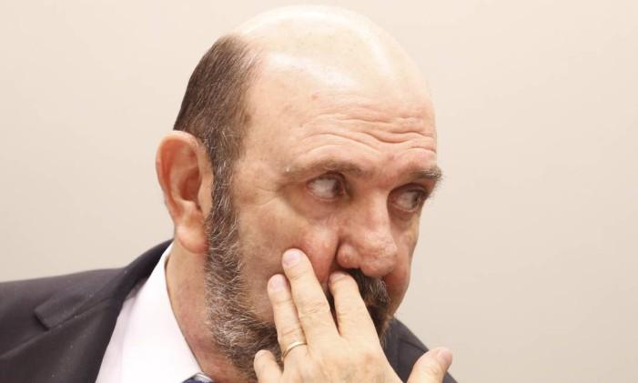 O empreiteiro Ricardo Pessoa, da UTC Foto: Aílton de Freitas / Agência O Globo / 15-9-2015