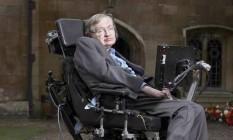 Hawking presidirá cerimônia de premiação Foto: Divulgação/Discovery Channel