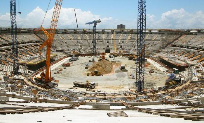TCE engavetou 21 processos sobre obra do Maracanã  Leia mais sobre esse assunto em http://oglobo.globo.com/brasil/tce-engavetou-21-processos-sobre-obra-do-maracana
