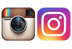 Muitos usuários criticaram a recente mudança de logo do Instagram Foto: Reprodução