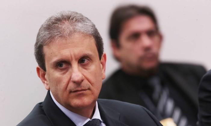 O doleiro Alberto Youssef Foto: Jorge William / Agência O Globo