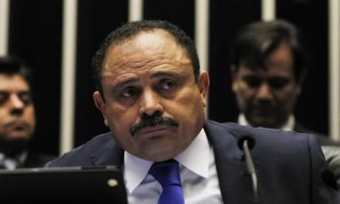 O presidente interino da Câmara, Waldir Maranhão (PP-MA) Foto: Givaldo Barbosa / Agência O Globo / 20-6-2016