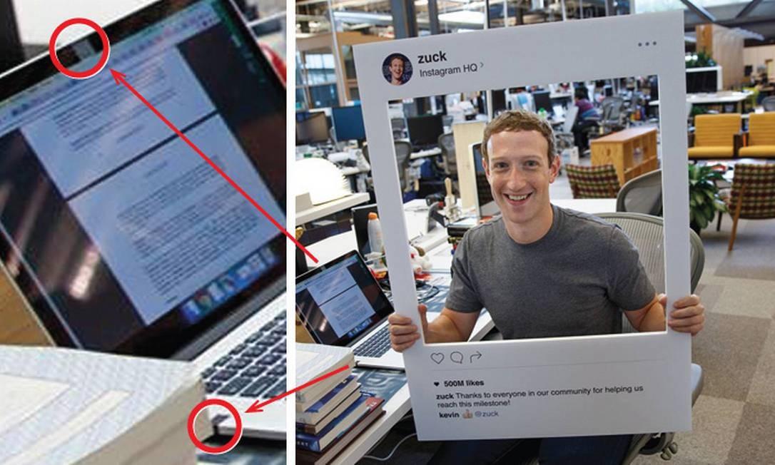 Resultado de imagem para mark zuckerberg tampa a camera