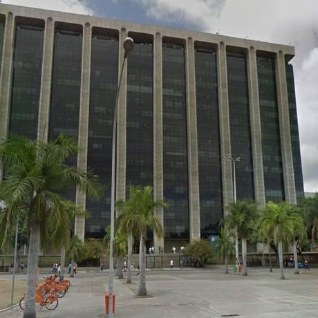 Prédio da prefeitura do Rio, na Cidade Nova Foto: Reprodução Google