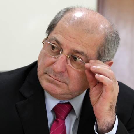 Ex-ministro Paulo Bernardo Foto: André Coelho / Agência O Globo