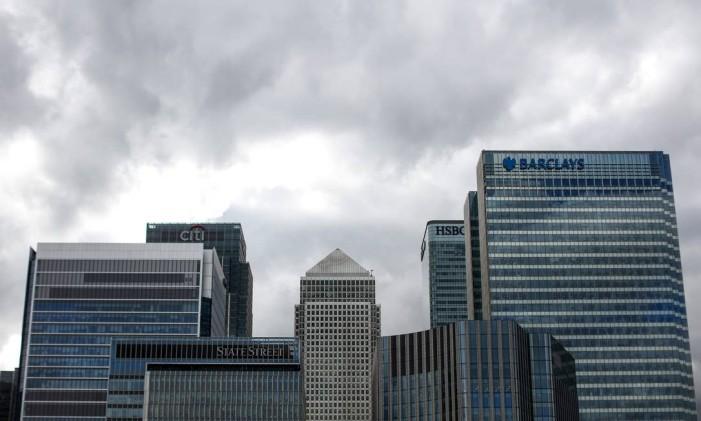 City de Londres Foto: Simon Dawson/Bloomberg / Simon Dawson/Bloomberg