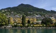 Montreux. Cidade realiza festival de jazz em julho Foto: Cristina Massari