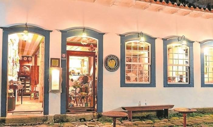 Restaurante Banana da Terra Foto: Divulgação