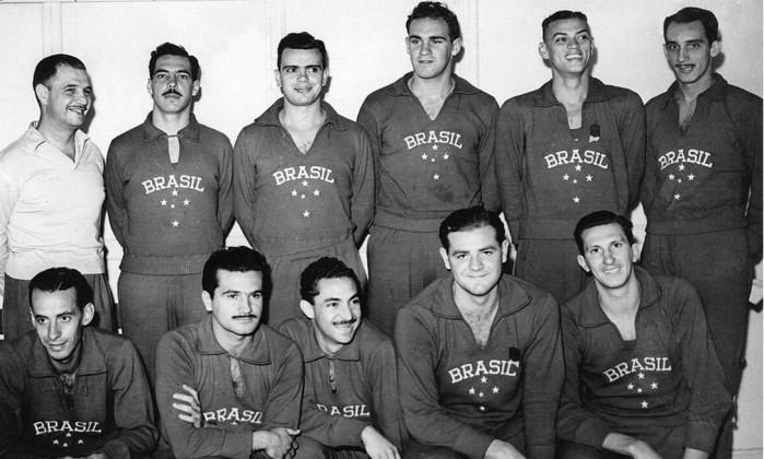 466772bc49 História dos Jogos Olímpicos  De Londres-1948 a Los Angeles-1984 ...