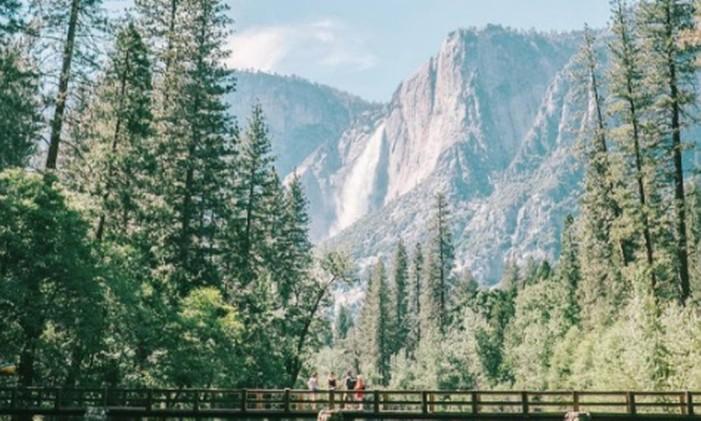 Yosemite, Califórnia Foto: Instagram