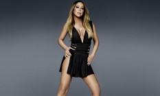 A diva pop Mariah Carey Foto: Divulgação