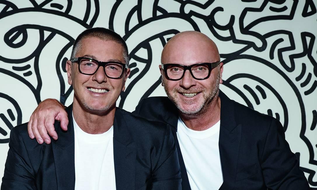 23d5dea3434b5 Estilistas da Dolce   Gabbana falam sobre relação e Brasil - Jornal ...