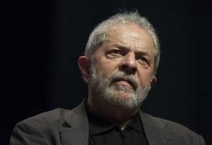 O ex-presidente Luiz Inácio Lula da Silva Foto: Felipe Dana / AP / 6-6-2016