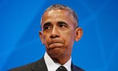 O presidente americano, Barack Obama Foto: KEVIN LAMARQUE / REUTERS