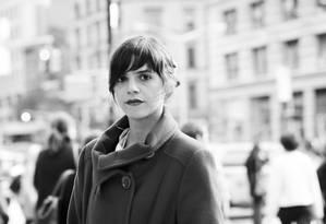 """Valeria Luiselli: """"O que mais gosto em feiras literárias é de entrar em contato com autores locais"""" Foto: Daniel Shea"""