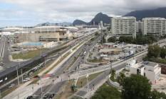 Vias no entorno do Parque Olímpico serão interditadas Foto: Custódio Coimbra