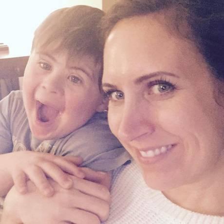 Jennifer disse que o filho não tem sido chamado para comemorações Foto: Reprodução Facebook