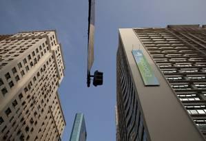 Sede da Eletrobras no Centro do Rio Foto: Nadia Sussman / Bloomberg