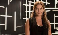 Fabiula Nascimento apresenta programa no Canal Brasil Foto: divulgação