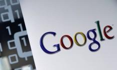 Logotipo da Google na sede da empresa em Bruxelas Foto: AP/23-3-2010 / Virginia Mayo