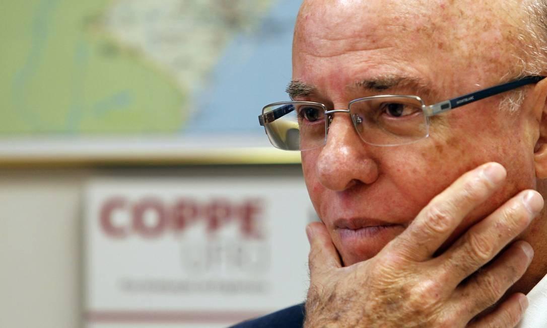 da Silva, ex presidente da Eletronuclear transferido para o RioFoto: Gustavo Miranda / Agência O Globo 11/03/2014