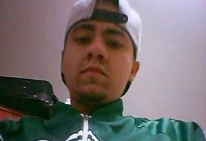 Jovem de 24 anos foi morto em suposto confronto com policiais e guardas na zona leste de São Paulo Foto: Arquivo Pessoal / Reprodução / Facebook