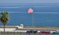 Bandeira dos Estados Unidos. Foto: Stringer / REUTERS