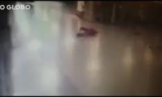 Vídeo mostra terrorista sendo baleado no aeroporto de Istambul Foto: Reprodução