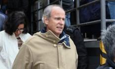 O ex-presidente da Andrade Gutierrez Otávio Marques de Azevedo Foto: Geraldo Bubniak / 20-6-2015