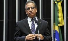 O deputado Ronaldo Fonseca (PROS-DF) Foto: Luis Macedo / Câmara dos Deputados