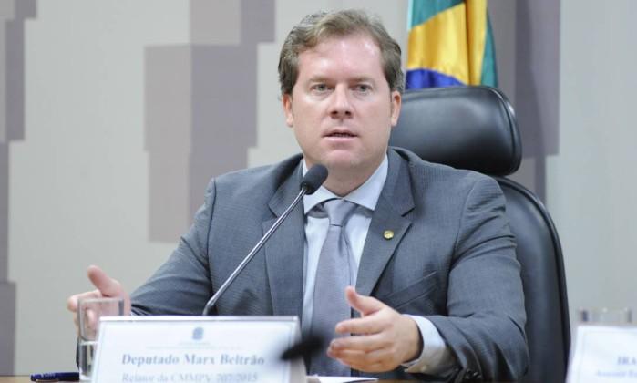 Resultado de imagem para marx beltrão ministro