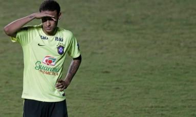 Neymar será o principal jogador da seleção brasileira na campanha pelo ouro inédito na Olimpíada do Rio Foto: UESLEI MARCELINO / REUTERS