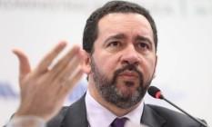 Dyogo Oliveira, ministro interino do Planejamento Foto: ANDRE COELHO / Agência O Globo