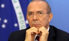 Na foto, o ministro da Casa Civil, Eliseu Padilha Foto: Jorge William / Agência O Globo
