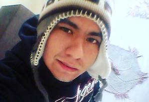 Julio Espinoza foi morto pela polícia de São Paulo Foto: Reprodução / Facebook